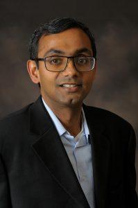 Karthik Pattabiraman Headshot